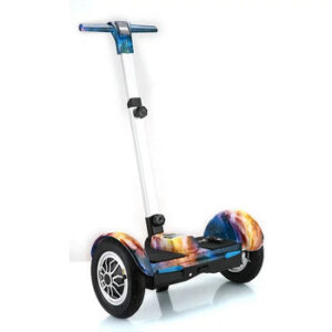 S10 Miniseg Galaxy with Handle Hoverboard