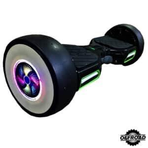 h10 black offroad hoverboard
