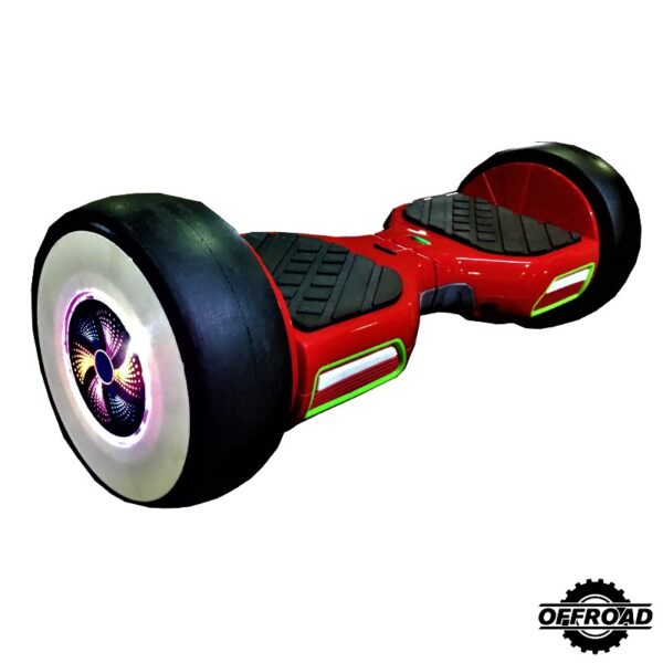 H10 Off-road Red Hoverboard