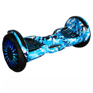 H11 Off-Road Blue Military Hoverboard