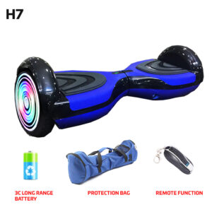 H7 BLUE Colour Hoverboard