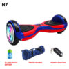 H7 French Red Dual Tone (Matt Finish) Hoverboard
