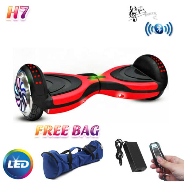 RED HOVERBOARD INDIA