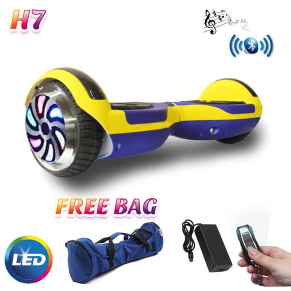Yellow hoverpro hoverboard india