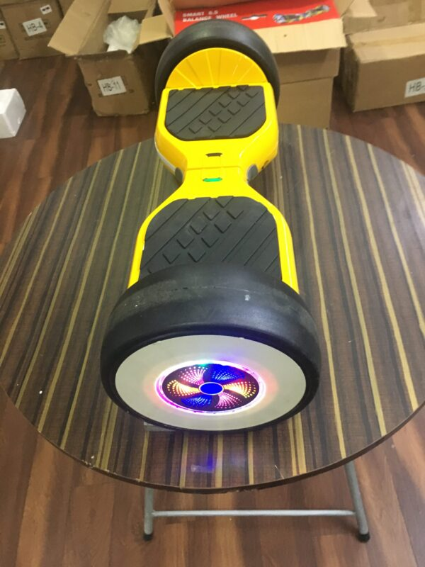 H10 Off-road Yellow Hoverboard