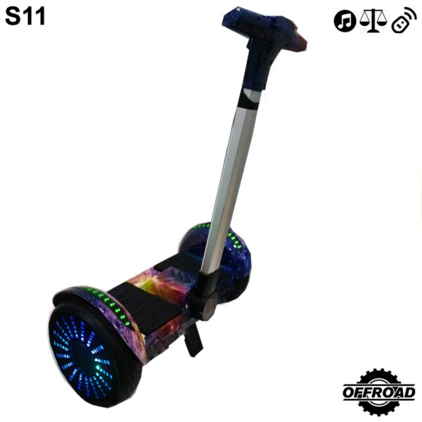 S11 Miniseg Galaxy with Hoverboard