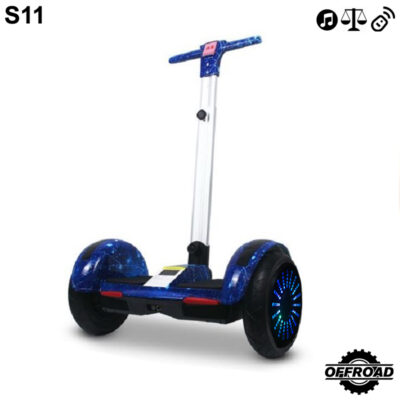 S11 Miniseg Milkyway with Handle Hoverboard