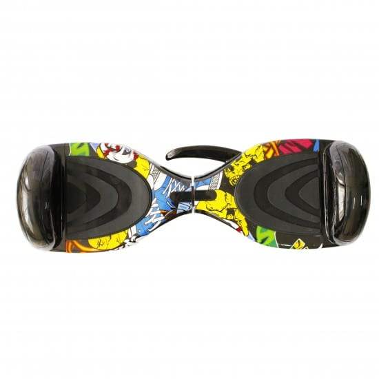 hoverboard top view india
