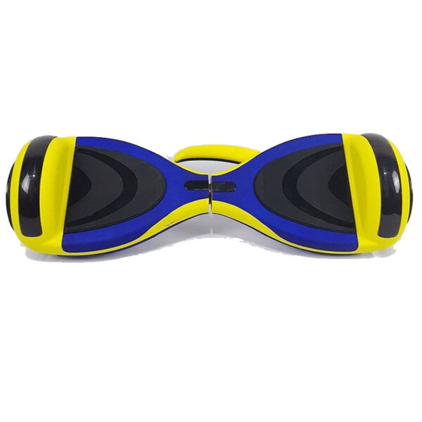h7 yellow blue dual tone hoverboard