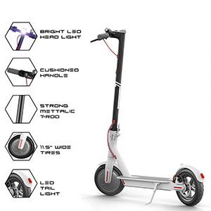X1 electric scooter