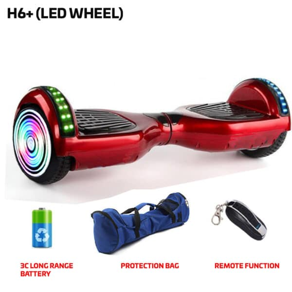 wine red cheap hoverboard india price