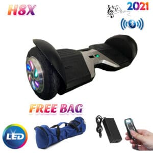 latest 2021 black hoverboard india