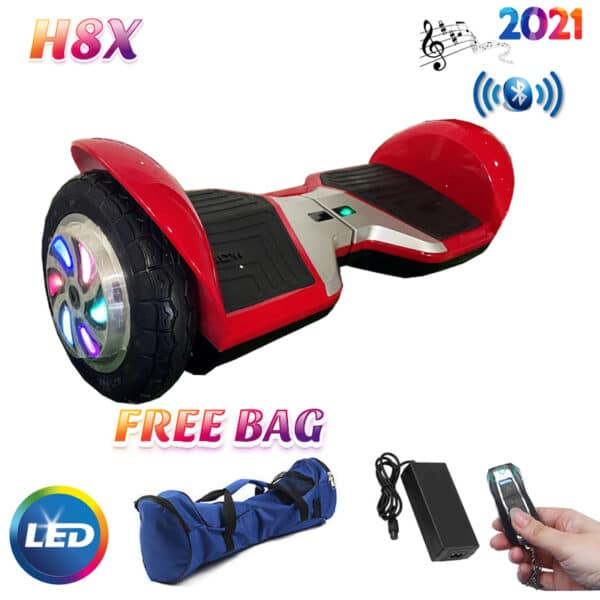 Latest 2021 Red 8inch wheel Hoverboard india