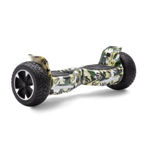 camo military printed hummer off-road all terrain hoverboard hoverpro