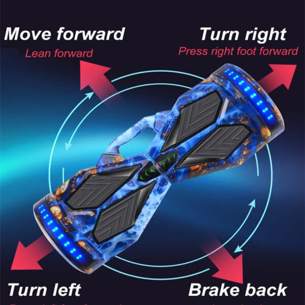 how to use the hoverboard tutorial