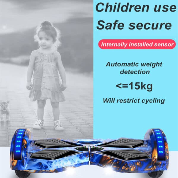 latest 2021 hoverboard for kids in india with cheap price
